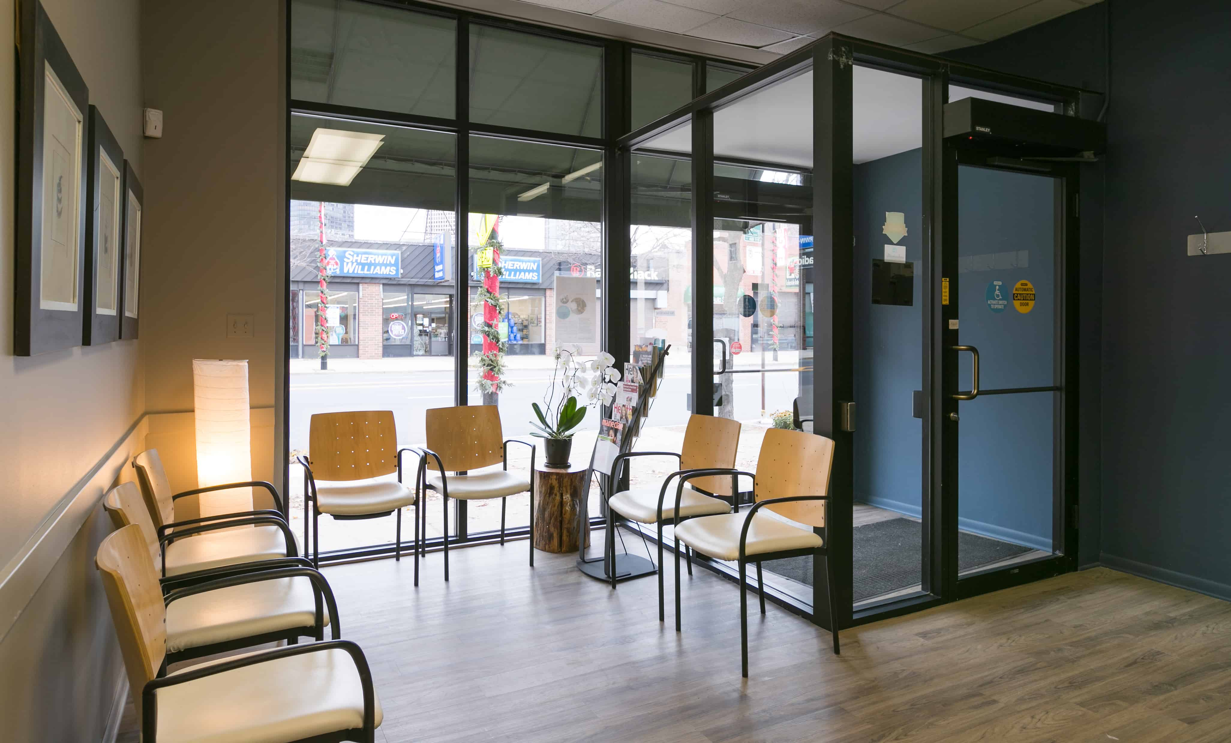 Tour Our Clinic Andersonville Physical Therapy