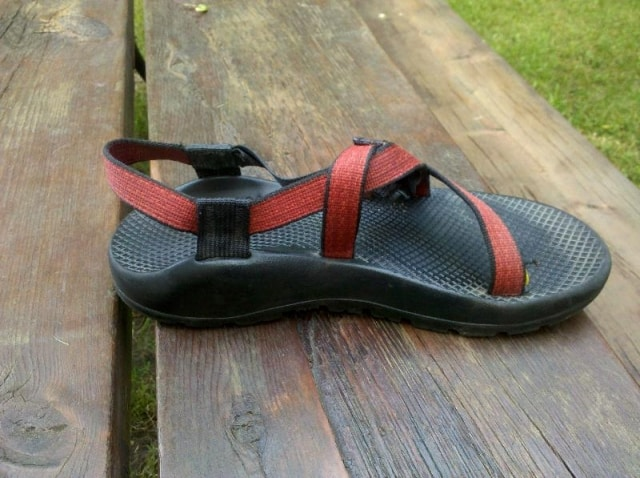 Women's sandals with good arch support